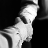 Denver Home Inspectors handshake