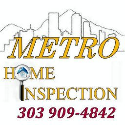 Home Inspection Checklist By Metro Home Inspection (303) 909-4842
